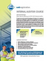 Internal Auditor Course