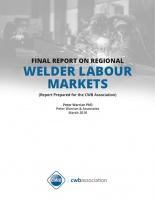 Welder Labour Markets 2018