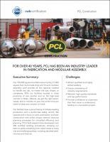 CWB Certification Case Study: PCL Construction
