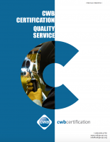 CWB Certification/Qualification Services