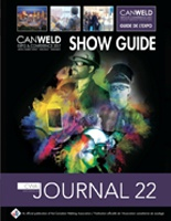 CWA Journal - CanWeld Show Guide, August 2017
